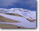 Stock photo. Caption: Eureka Sand Dunes   and Last Chance Range Death Valley National Park Mojave Desert, California -- united states america parks mohave dune snow winter covered sandy unusual weather phenomena phenomenon
